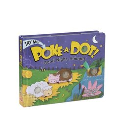 Melissa and Doug Good Night Animals Poke-a-Dot