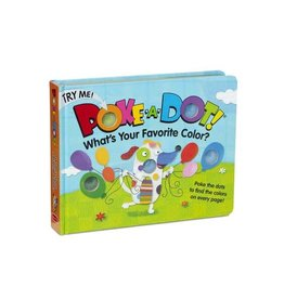 Melissa and Doug Favorite Color? Poke-a-Dot