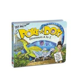 Melissa and Doug Dinosaurs A to Z Poke-A-Dot