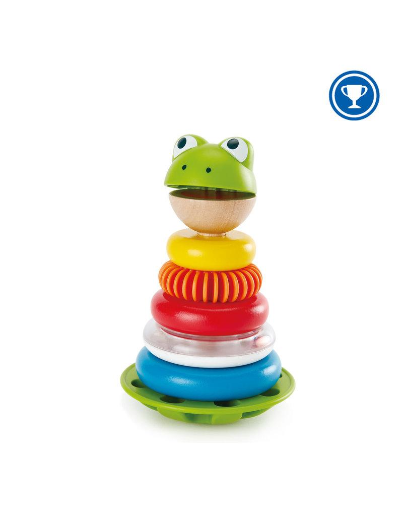 Hape Mr Frog Stacking Rings