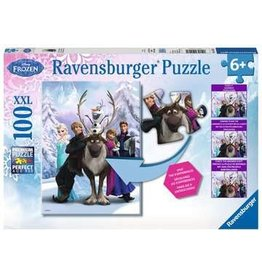 Ravensburger The Frozen Difference 100 pc