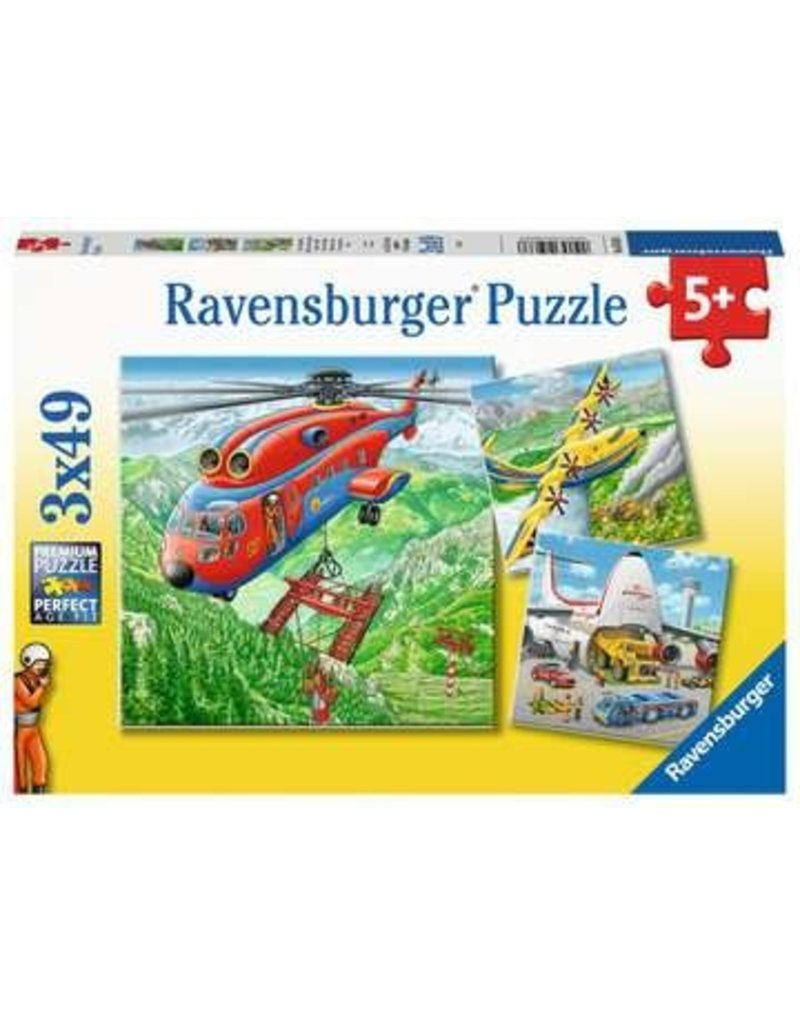 Ravensburger Above the Clouds 3x49