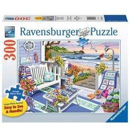 Ravensburger Seaside Sunshine 300 pc XL