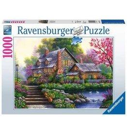 Ravensburger Romantic Cottage 1000 pc