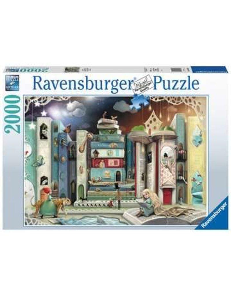 Ravensburger Novel Avenue 2000 pc