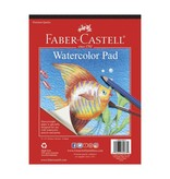 "Faber-Castell Watercolor Pad 9"" x 12"