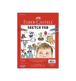 Faber-Castell Sketch Pad 9'' x 12