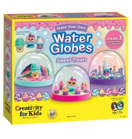 Faber-Castell MYO Water Globes Sweet Treats