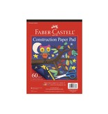 Faber-Castell Construction Paper Pad 9'' x 12