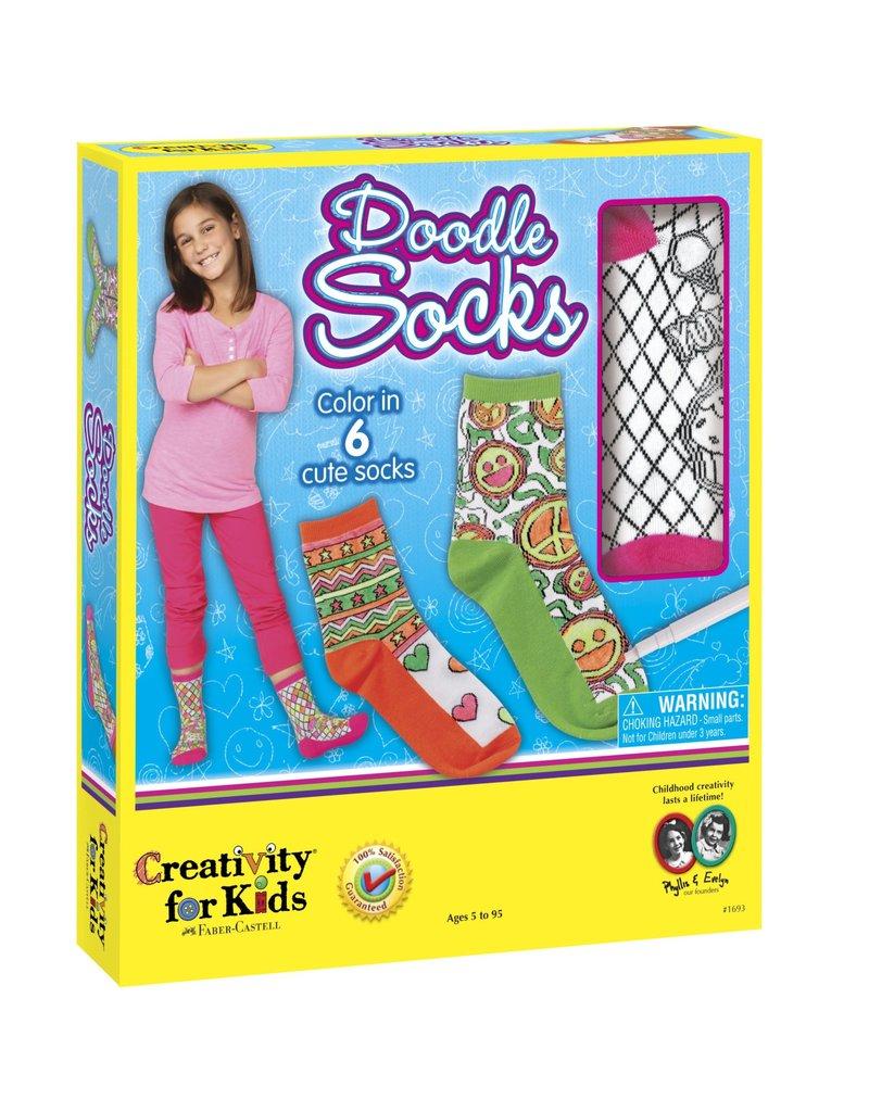 Faber-Castell Doodle Socks