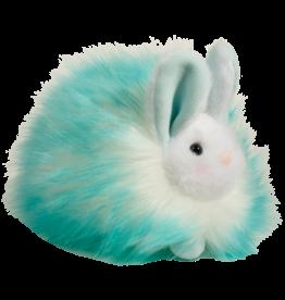Douglas Puff Bunny Aqua- Easter