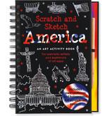 Peter Pauper America Scratch and Sketch