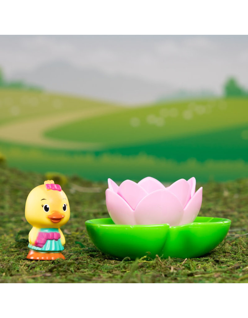 Fat Brain Timber Tots Lite-up Water Lily