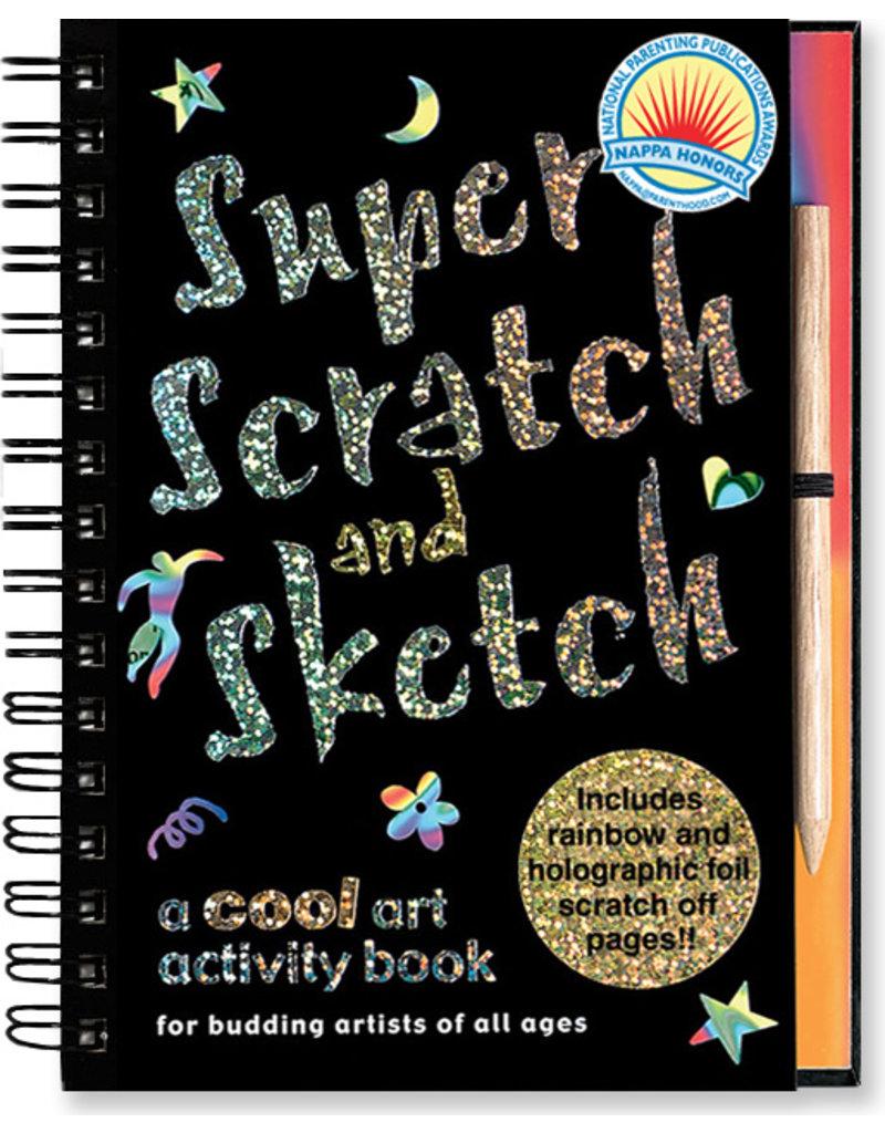 Peter Pauper Super Scratch & Sketch