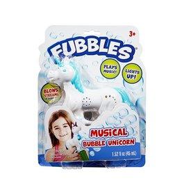 Little Kids Fubbles Musical Bubble Unicorn