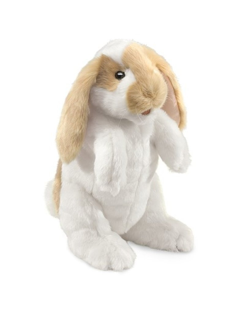 Folkmanis Standing Lop Rabbit- Easter