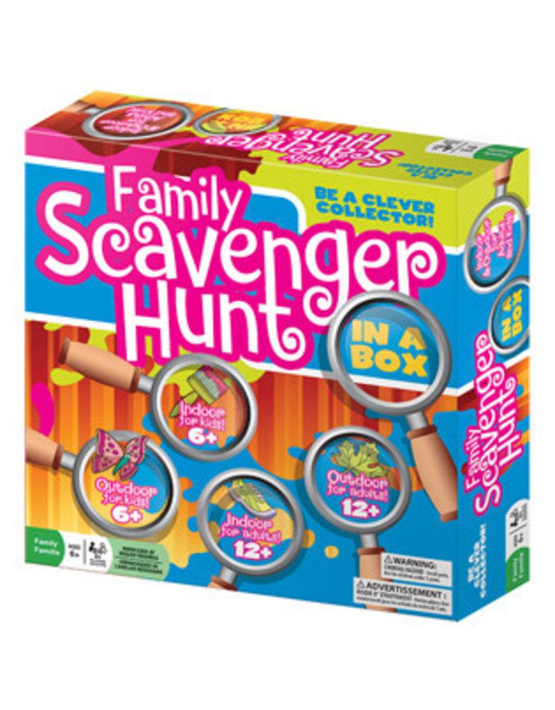 Outset Media Family Scavenger Hunt