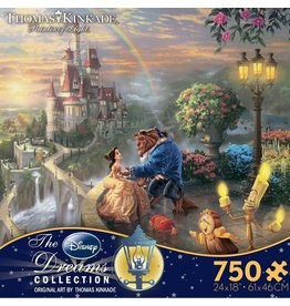 Ceaco Beauty and the Beast 750 pc