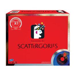 Winning Moves Scattergories 30th Anniv Ed