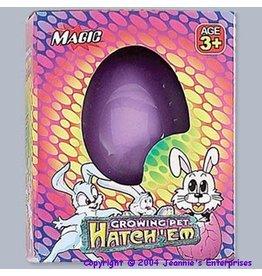 Jeannie's Ent Hatch'em Grow Bunny- Easter