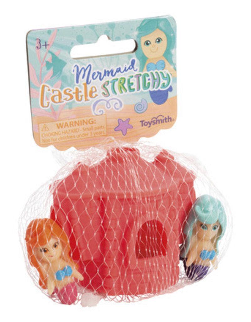 Toysmith Mermaid Castle Stretchy