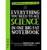 Workman Pub Big Fat Notebook - Science