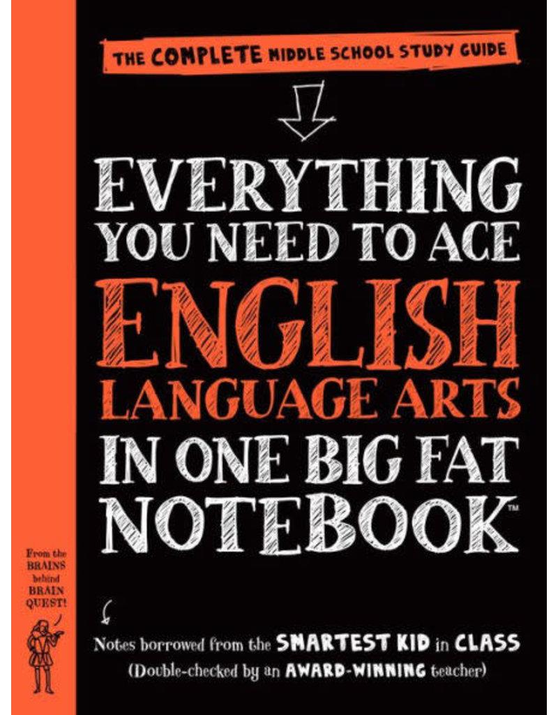 Workman Pub Big Fat Notebook - English