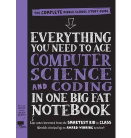 Workman Pub Big Fat Notebook - Computer Science/Coding