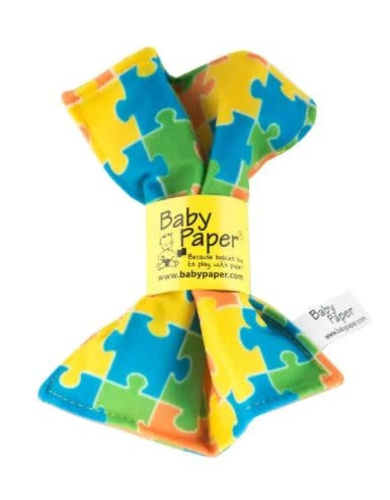 Wise Choice Puzzle Baby Paper