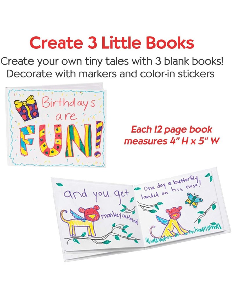 Faber-Castell Create Your Own 3 Little Books