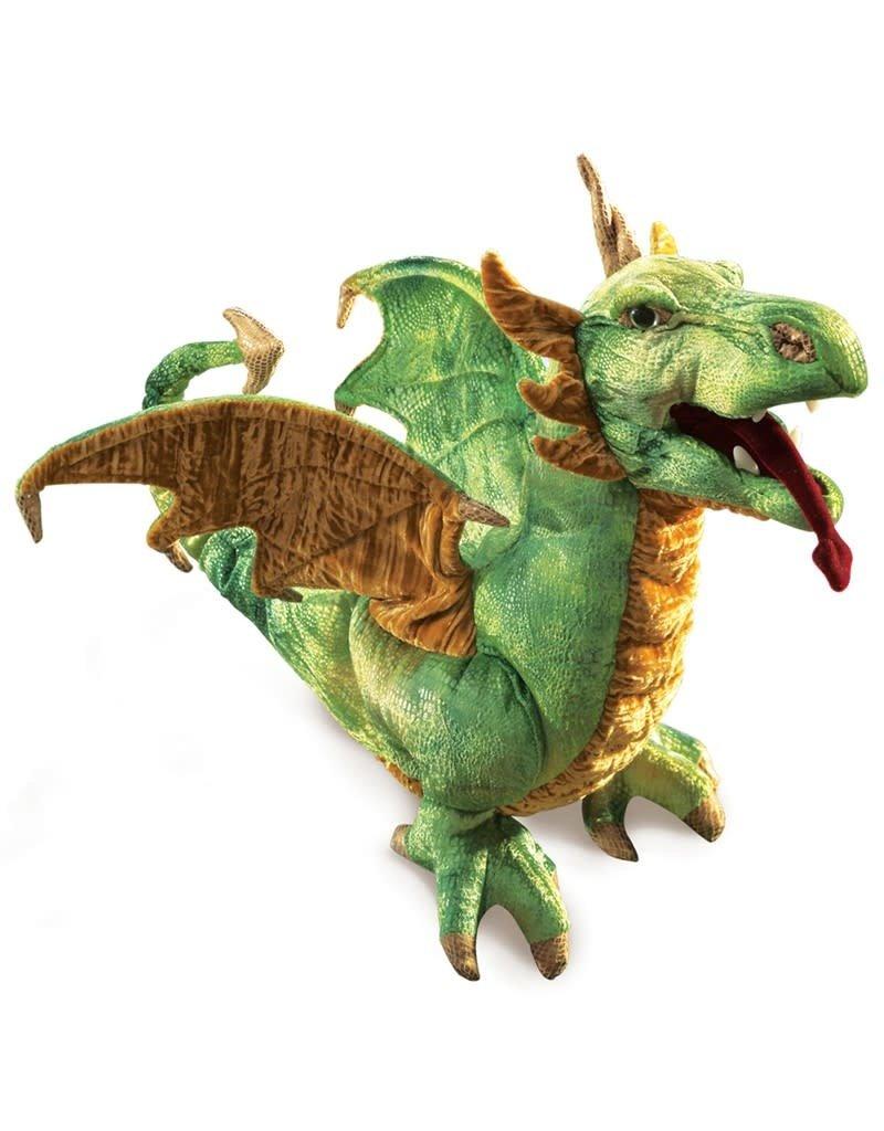 Folkmanis Wyvern Dragon Puppet