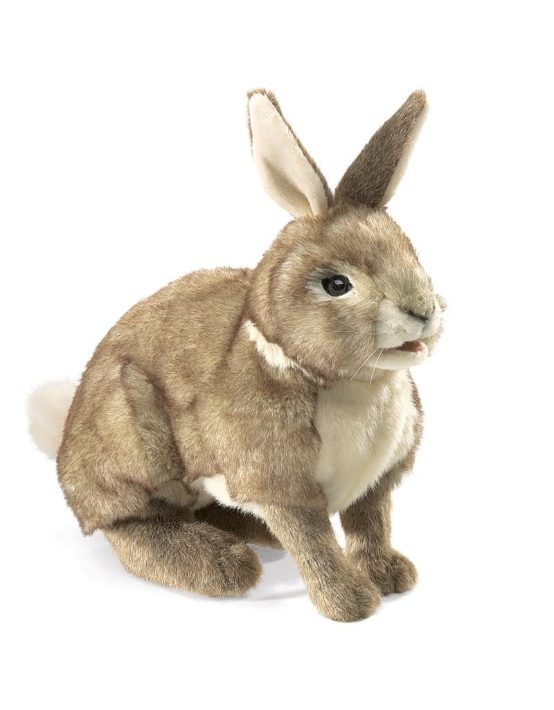 Folkmanis Cottontail Rabbit Puppet