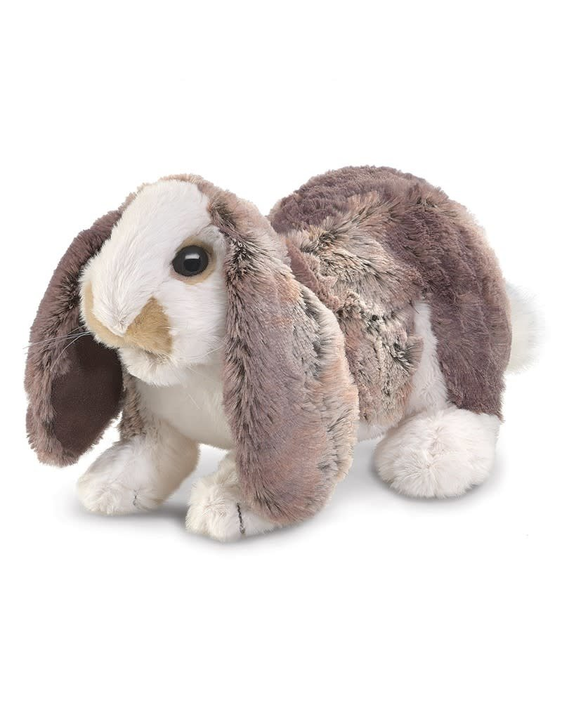 Folkmanis Baby Lop Rabbit Puppet- Easter