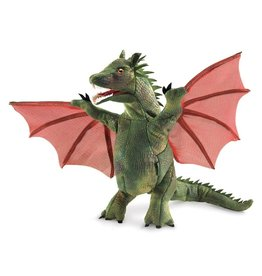 Folkmanis Winged Dragon Puppet