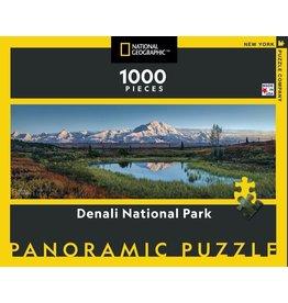 New York Puzzle Co Denali National Park 1000 pc