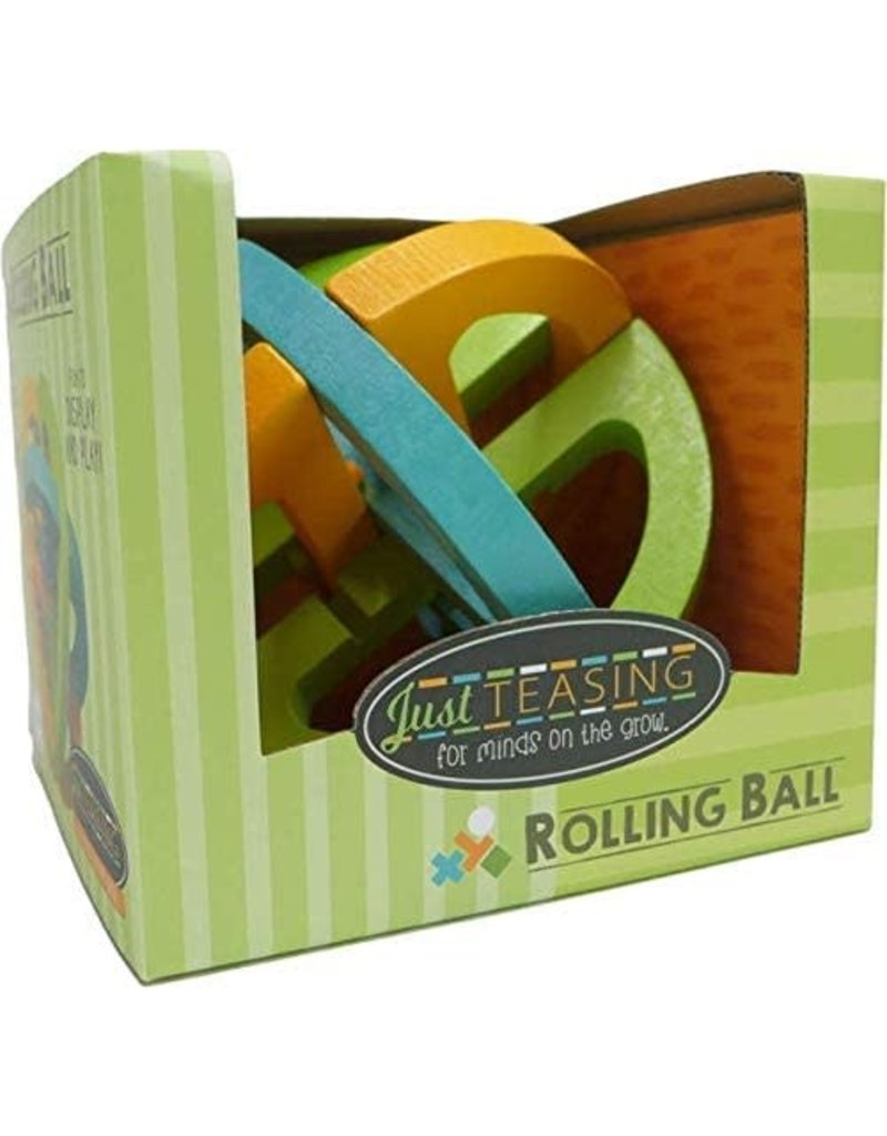 Project Genius Rolling Ball