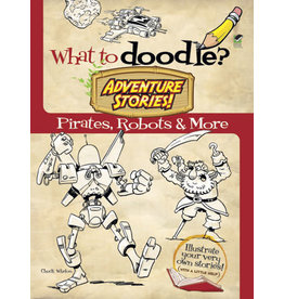 What to Doodle? Pirates Robots and More