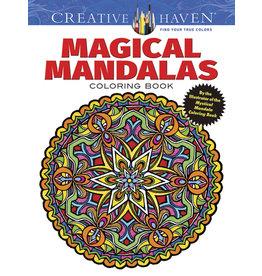 Dover Magical Mandalas Coloring Book