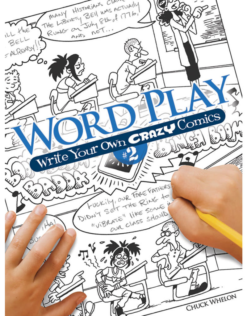Dover Word Play: Write Your Own Crazy Comics #2