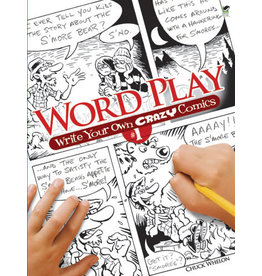 Dover Word Play: Write Your Own Crazy Comics #1