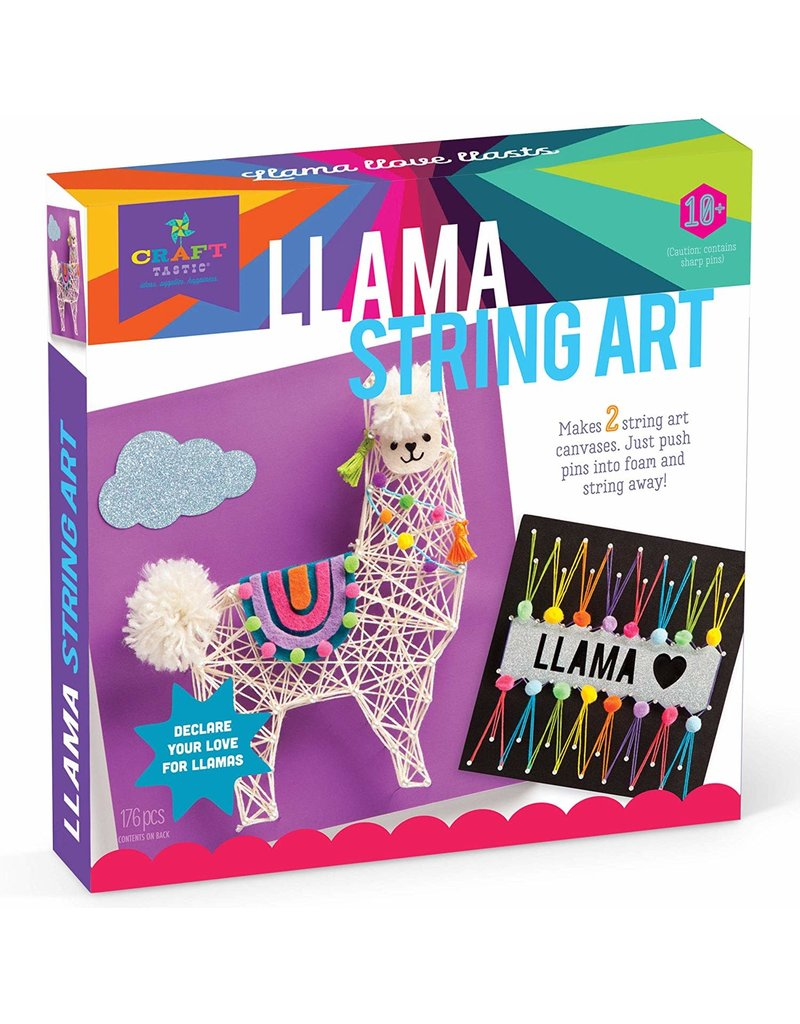 Ann Williams Group Craft-tastic Llama String Art