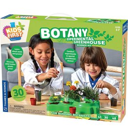 Kids First Botany - Experimental Greenhouse