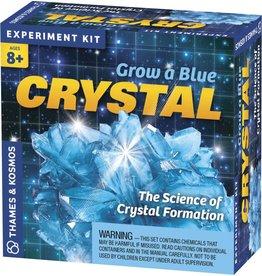 Grow A Crystal Grow a Blue Crystal