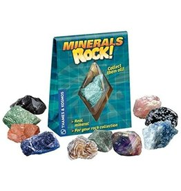 I Dig It! Minerals Rock! - Real Specimen