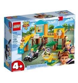 Lego Lego 4+ Buzz & Bo Peep's Playground Adventure