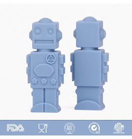 Pencil Grip Robot Chewable Pencil Topper