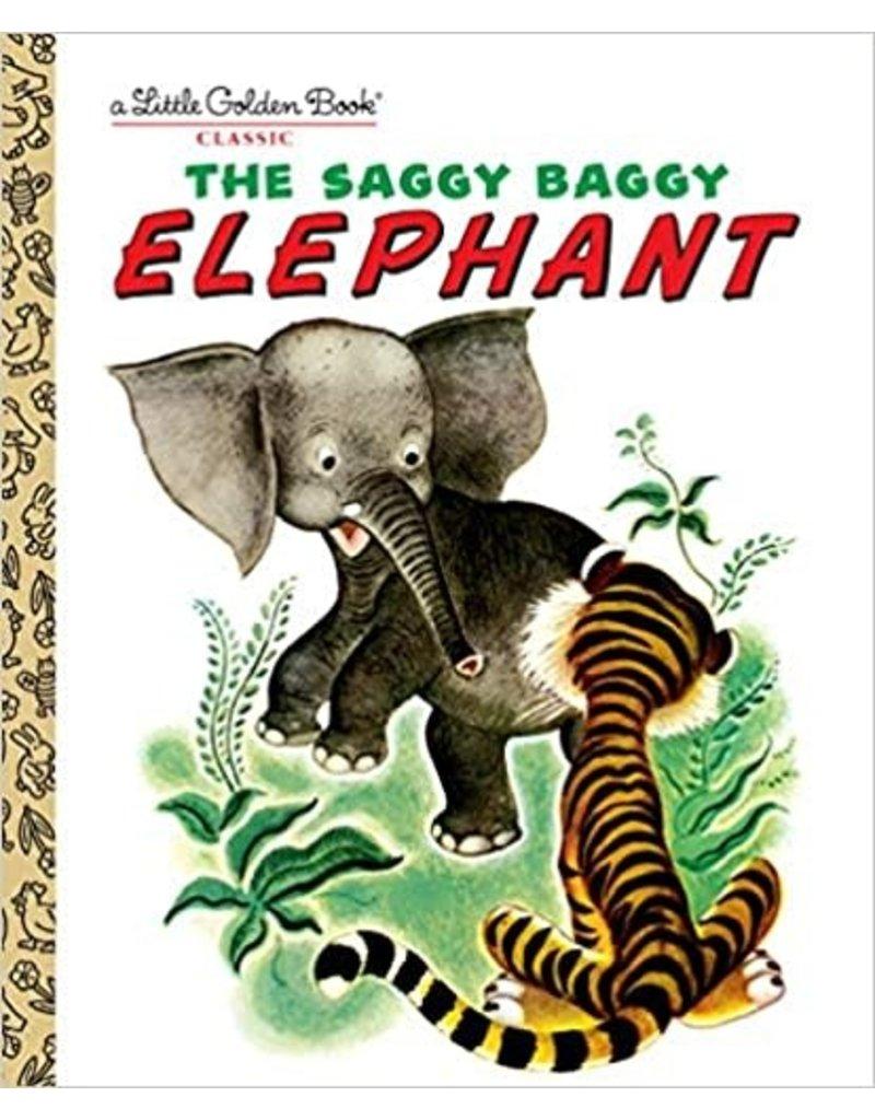 Random House The Saggy Baggy Elephant