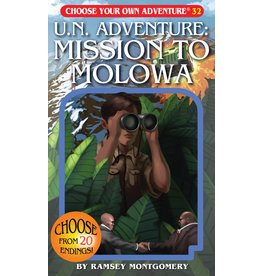CHOOSECO UN Adventure Mission to Molowa