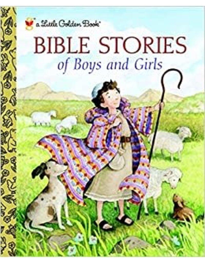 Bible Storiesfor Boys & Girls