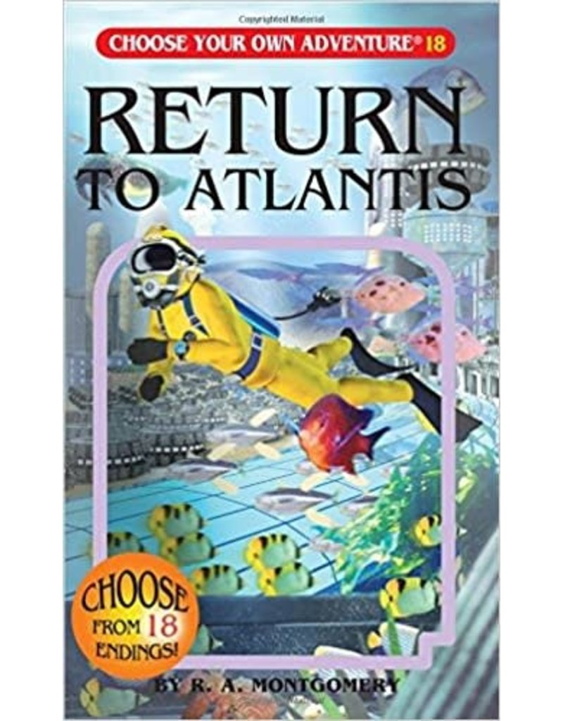 CHOOSECO Return to the Atlantis